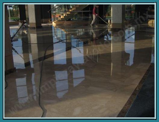 Pulido de pisos abrillantado de pisos de m rmol terrazo for Pulido de pisos de marmol
