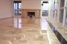 Pulido y brillado de pisos